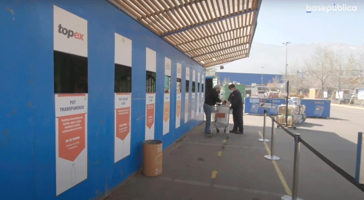 La Red de Puntos Limpios de Sodimac busca lograr que el reciclaje se transforme en un compromiso ciudadano.