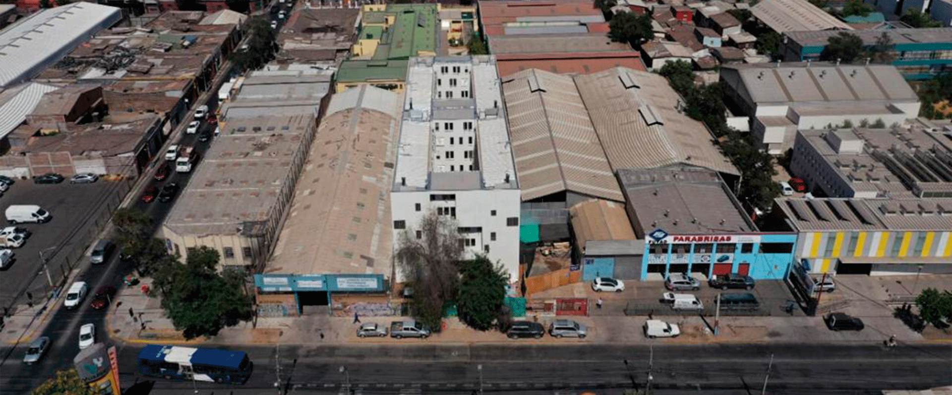 Viviendas sociales en Santiago Centro: de igual a igual