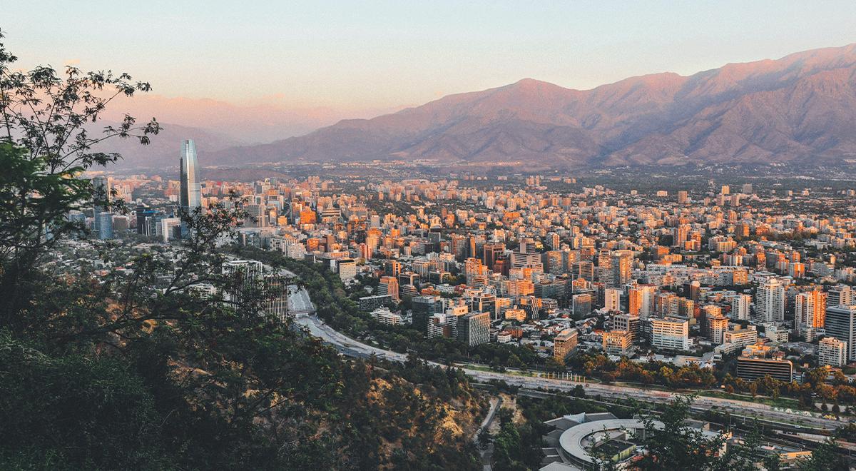 Ya hay gente planificando cómo debiera ser Santiago en 2030 para transformarlo en una ciudad más sustentable, integrada socialmente, verde y amigable.